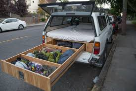 Diy Truck Bed Storage Plans Elegant Truck Bed With Storage ...