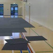 Carpet Tile 1x1m Mid Grey