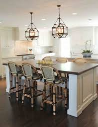 kitchen fascinating barstools design on wooden floor closed