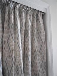 bathroom marvelous grey chevron window panels grey and cream