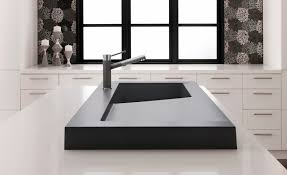 Blanco Silgranit Sinks Colors by Lisa Mende Design Want To See A Drop Dead Gorgeous Kitchen Sink