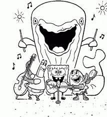 Printable Music Coloring Pages For Kindergarten 94602