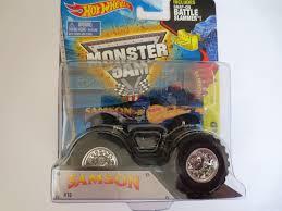 100 Samson Monster Truck 2015 Hot Wheels Jam Vehicle With Battle Slammer Play