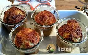 eierlikörkuchen im glas hexenlabor