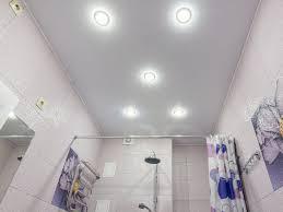 spanndecken im badezimmer ist das eine gute idee