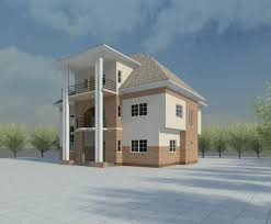100 Maisonette Houses PROPOSED FIVEBEDROOM MAISONETTE FOR A YOUNG DOCTOR HIS FAMILY IN