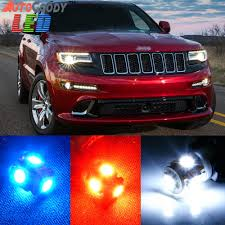 100 Led Lights For Trucks Interior Premium LED Package Upgrade For Jeep Grand Cherokee