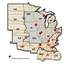 100 Regional Truck Driving Jobs Drivers Heartland Express