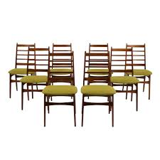 Set Of 8 Danish Teak Wood Dining Room Chairs, Circa 1960 ... Ding Room Fniture Cluding A Table Four Chairs By Article With Tag Oval Ding Tables For 8 Soluswatches Ercol Table And Chairs Elm 6 Kitchen Room Interior Design Vector Stock Rosewood Set Extendable Whats It Worth Find The Value Of Your Inherited Fniture Wikipedia Danish Teak Wood Chairs Circa 1960 Set How To Identify Genuine Saarinen Table Scandart Vintage Mid Century S Golden Elm Extending 4