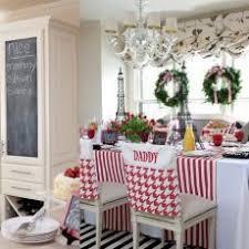 Peaceful Design Ideas Christmas Dining Room Chair Covers Fiesta Friday On A Thursday Fabulous