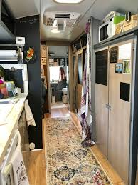 100 Vans Homes Latest TinCan Decor Updates Airstream Living Van Home Diy