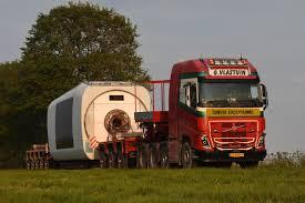 100 Brown Line Trucking Wind Turbine Transport Vlastuin Transport