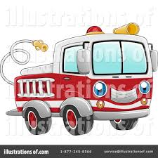 100 Fire Truck Clipart 1078216 Illustration By BNP Design Studio