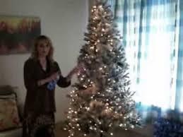 DIY FLOCKING MY CHRISTMAS TREE