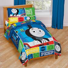thomas tank train on track toddler bedding set amazon ca home