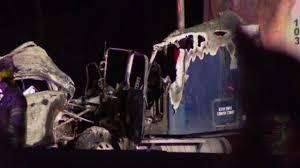 100 I 94 Truck Stops Teacher Killed In Fiery Crash On Near 23 Mile Road In