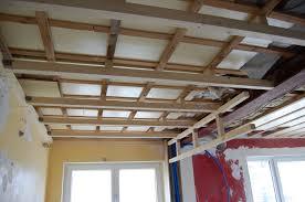 faire un faux plafond eric s