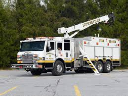 100 Used Rescue Trucks Raise It Up Trucks With Cranes Firefighting