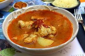 cuisine soupe de poisson soupe de poisson recettes de cuisine des iles