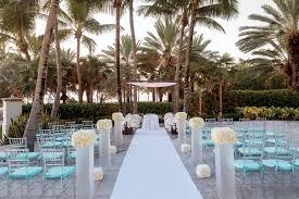Luxury South Beach Wedding Venues