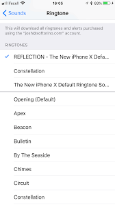 Download iPhone X Exclusive Ringtone to iPhone Without iTunes