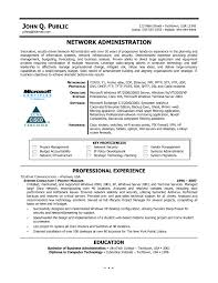Sample Resume For Experienced Windows Server Administrator Best Shocking Format System Pdf In
