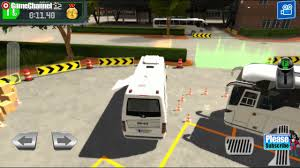 Bus Station Learn To Drive / Bus Simulator Games / Bus Parking ...
