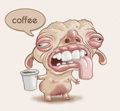 Mister Beaudrys Drawings Mr Coffee Color