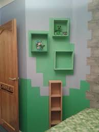 Minecraft Room Decor Ideas by 25 Unique Boys Minecraft Bedroom Ideas On Pinterest Minecraft