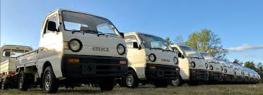 100 Suzuki Mini Trucks Boeki USA Japanese Dealer