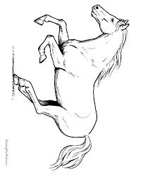 These Free Printable Horse Coloring Sheets Of Horses Provide Hours Online And At Home Fun For Kids