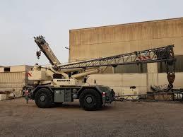 100 Truck Mounted Crane Terex A450 Mounted Crane Used IT DGQA9217EK