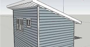 104 Skillian Roof Skillion Ventilation Offgridcabins