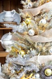 Farmhouse Glam Christmas Tree Mysoulfulhome