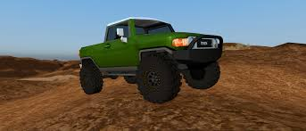 Released FJ Cruiser Truck