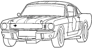 Coloring Pages Truck Lowrider Cars