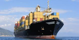 Sea Cargo Logistics We Ship Containers Overseas International Shipping