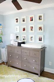 Babies R Us Dresser Knobs by Sherwin Williams Sleepy Blue Sw 6225 Ten June Blog Our Baby