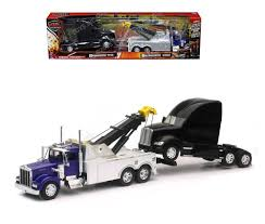 Amazon.com: NEWRAY 1:32 LONG HAUL TRUCKER - KENWORTH W900 TOW TRUCK ... Amazoncom 132nd New Ray Kenworth W900 Pot Belly Livestock Trailer Dcp 3987cab T880 Daycab Stampntoys Drake Z01382 Australian Kenworth C509 Sleeper Prime Mover Truck 132 Scale Diecast Lowboy Tractor Trailer With T700 Semi Truck Container 168 Toy For Showcase Miniatures Z 4021 Grapple Kit Kinsmart Die Cast Assorted Colours 143 Wlowboy Excavator D Nry15293 Mack Log Replica Flatbed Forklift Store