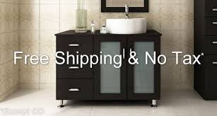 Who Sells Bathroom Vanities In Jacksonville Fl by Modern Bathroom Vanities And Bathroom Cabinets With Free Shipping