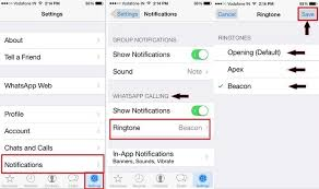 Best way on How to Change WhatsApp ringtone on iPhone 6 6 Plus