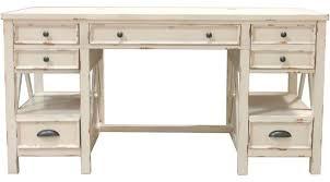 Parker House Nantucket Writing Desk In White