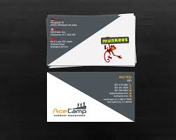 100 Mountain Design Group Professional Serious Business Business Card For