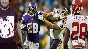 THE BEST RB I'VE EVER SEEN! ADRIAN PETERSON COLLEGE/NFL HIGHLIGHTS ... 8 Reasons The Vikings Wont Shouldnt Trade Adrian Peterson Wcco Opposing Defenses Do Not Want To See Join Aaron Oklahoma Sooners Signed X 10 Vertical Crimson Is Petersons Time In Minnesota Over Running Back 28 Makes A 18yard Teammates Of Week And Chase Ford Daily Norseman Panthers Safety Danorris Searcy Out Of Ccussion Protocol Steve Deshazo Proves If Redskins Can Run They Win Fus Ro Dah Trucks William Gay Youtube What Does Big Game Mean For The Seahawks Upcoming Hearing Child Abuse Case Delayed Bring Best