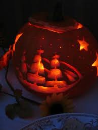 South Park Pumpkin Stencil by Pointless Paradise Nautical Pumpkin Carving