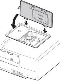 how to replace the epson eh tw3200 projector l dlp l guide