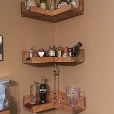 Corner Ledge Shelfcorner Floating Shelf Corner Picture