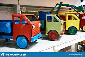 100 Truck Store Old Vintage Toy S In Stock Photo Image Of Sale