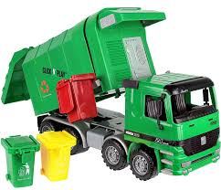 100 Garbage Truck Song Amazoncom Click N Play Friction Powered Toy With