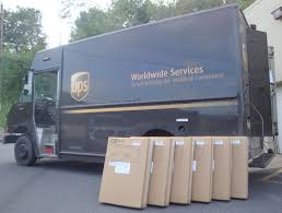HTS Systems Orders Of 1-10 Units Are Shipped Parcel Delivery Using ...